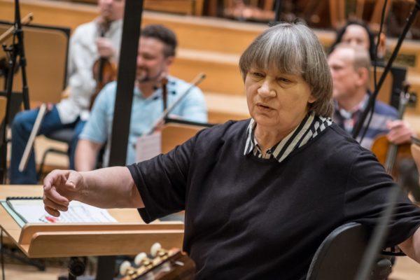 Agnieszka Duczmal, fot. Mariusz Forecki