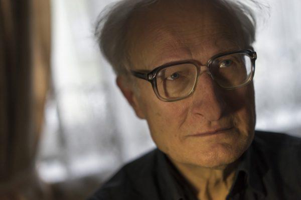 Kompozytor Krzysztof Meyer, fot. Mariusz Forecki