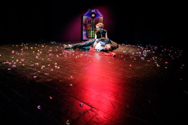 """""""Przesilenie"""", reż. Anna Gryszkówna, Teatr Nowy w Poznaniu. fot. Mariusz Forecki"""