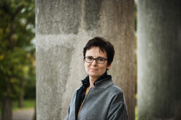 Inga Iwasiów, fot. Mariusz Forecki