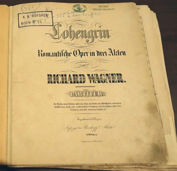 Dlaczego inscenizatorzy nie wierzą Wagnerowi? (O Lohengrinie)