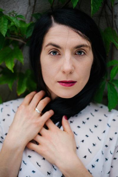 Małgorzata Lebda, fot. Kuba Ociepa