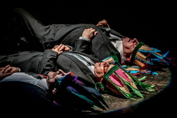 grupa teatralna Wikingowie