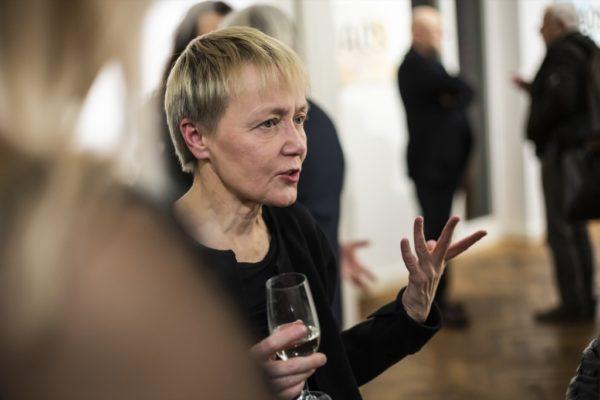 "Jadwiga Sawicka, ""CHAOSY"", Galeria Ego, 08.02.2019–30.03.2019"