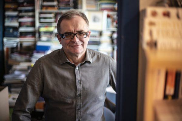 Tomasz Szponder, szef Domu Wydawniczego REBIS, fot. Mariusz Forecki