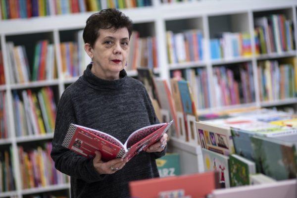 Jolanta Maćkowiak-Piasecka, Skład Kulturalny, fot. Mariusz Forecki