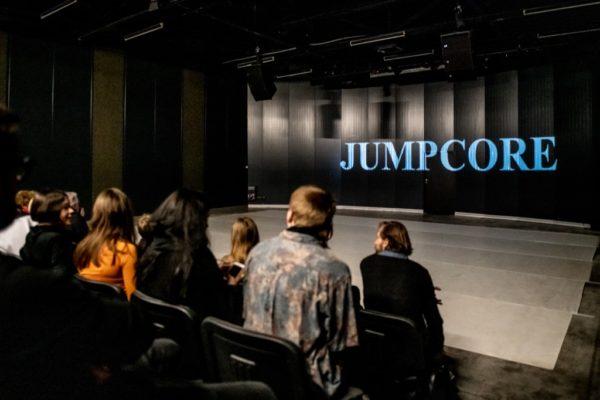 """""""Jumpcore"""" Pawła Sakowicza, fot. M. Zakrzewski"""
