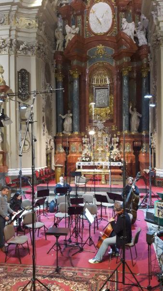 Nagrywanie muzyki klasycznej, materiały RecArtu