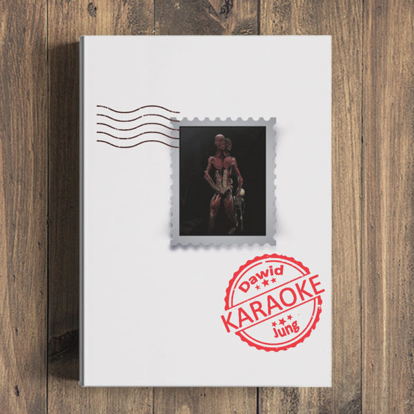 """Dawid Jung, """"Karaoke"""", Biblioteka Arterii, Łódź 2018"""