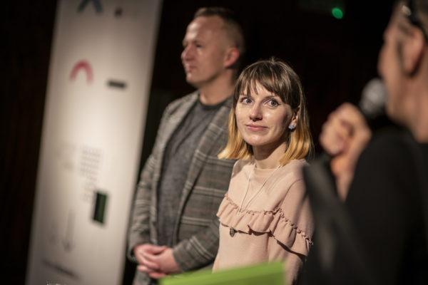 Olga Drenda, fot. Mariusz Forecki
