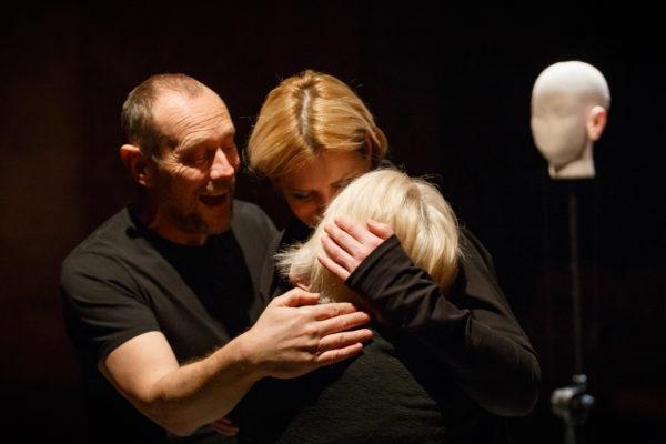 Zmysłowiska w Teatrze Animacji w Poznaniu, fot. Piotr Bedliński