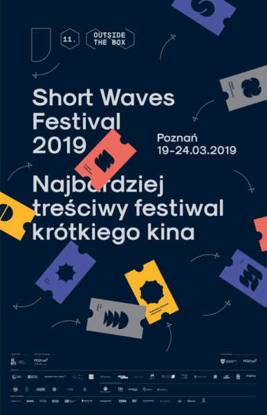 plakat 11. edycji Short Waves Festival