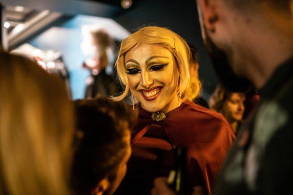 Drag queen Gelejza