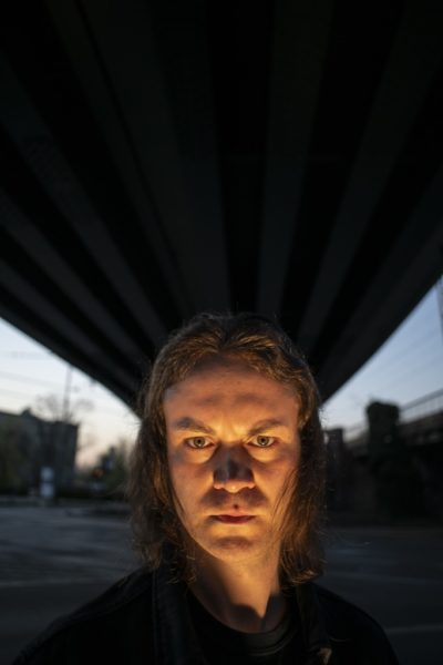 Cyprian Łakomy, fot. Mariusz Forecki