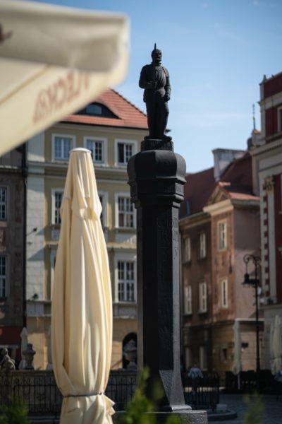 pręgierz w Poznaniu