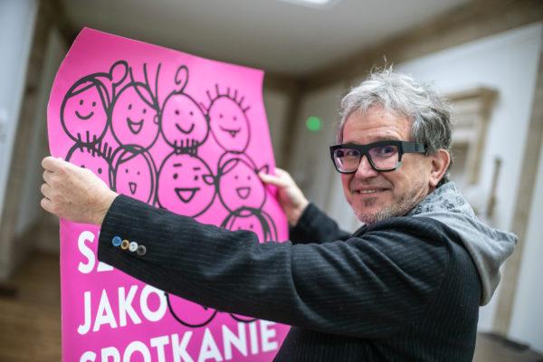 Jerzy Moszkowicz, Biennale Sztuki dla Dziecka