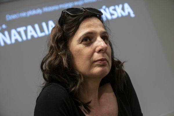 Natalia Budzyńska Dzieci nie płakały