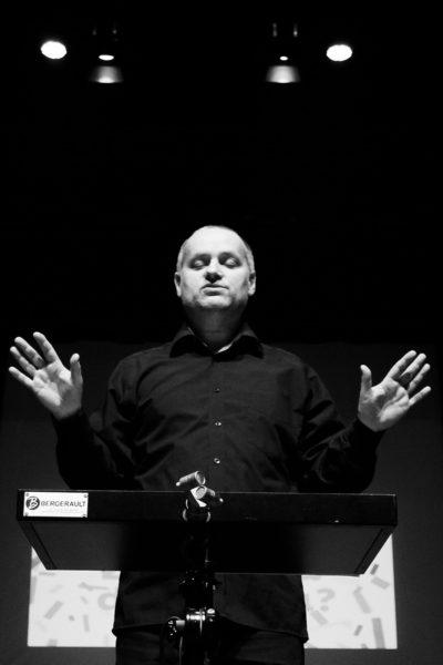 Jarosław Kordaczuk, fot. Piotr Bedliński