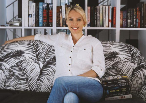 Maria Stefaniak z Wydawnictwa Filia