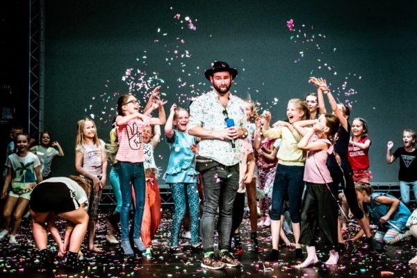 """""""Lato w teatrze"""", Teatr Fredry w Gnieźnie, fot. Dawid Stube"""