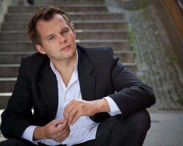 Jerzy Jan Połoński. Fot.Marcin Chochlew