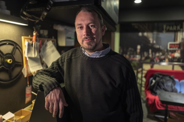 Mikołaj Jazdon, OFF CINEMA