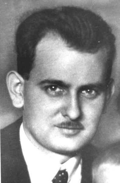 Franciszek Witaszek, fot. ze zbiorów autora