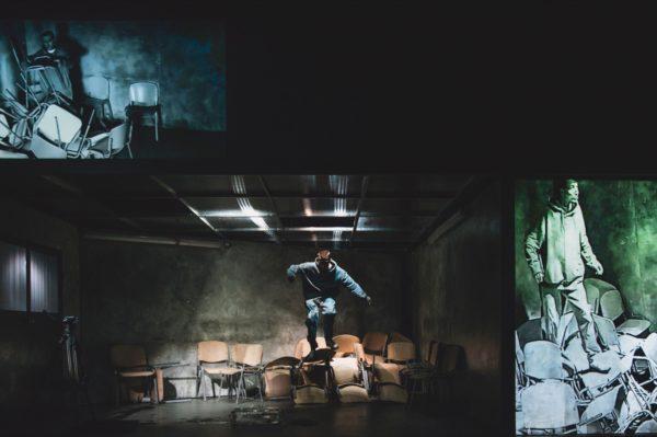 Chciałbym nie być, Adam Ziajski, Teatr Nowy w Poznaniu