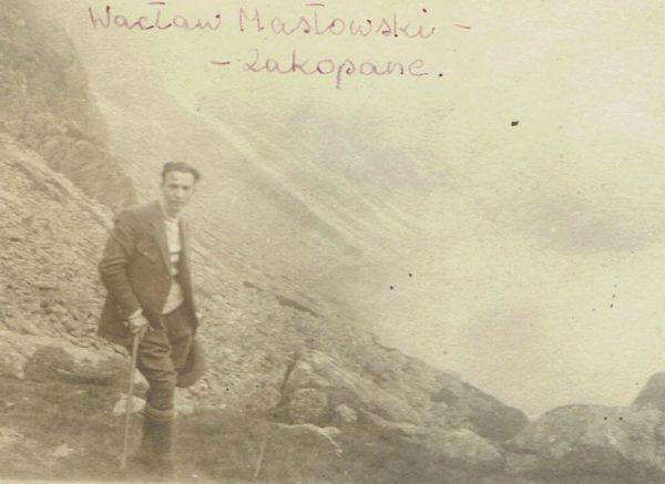 Wacław Masłowski – nauczyciel Beksińskiego