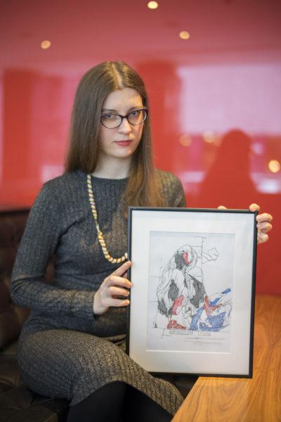 Marta Węglińska, fot. Dawid Tatarkiewicz