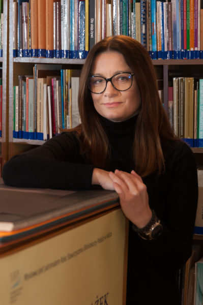 Monika Sobczak-Waliś, fot. Mariusz Hertmann