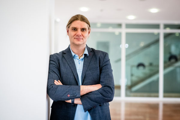 Michał Bogacki, fot. Dawid Stube