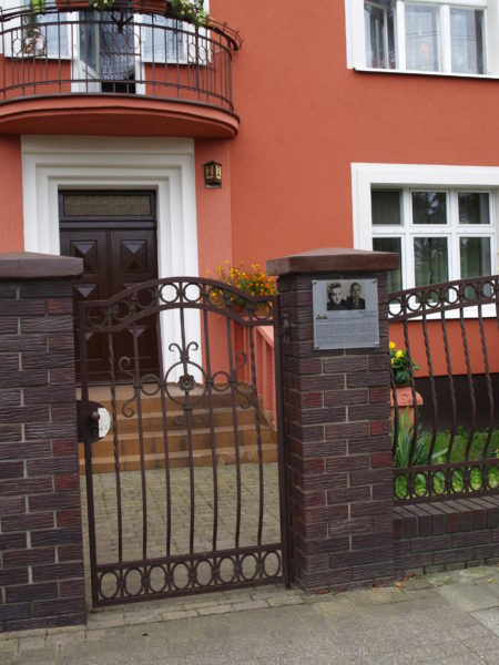 Dom, w którym mieszkała Jolenta Brzezińska