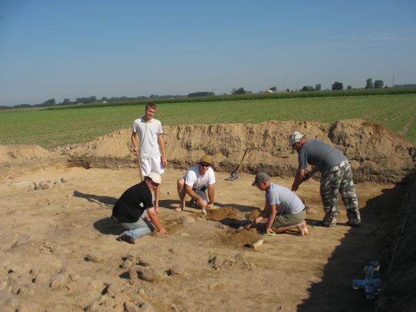 Pierwszy obóz, fot. z Archiwum stowarzyszenia WFEH.pl