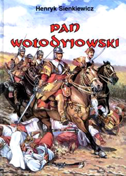 Pan Wołodyjowski, okładka, fot. Materiały organizatora