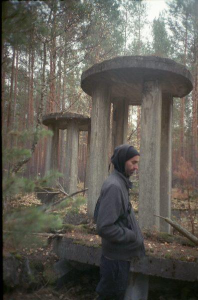 Patryk Daszkiewicz, fot. Archiwum artysty
