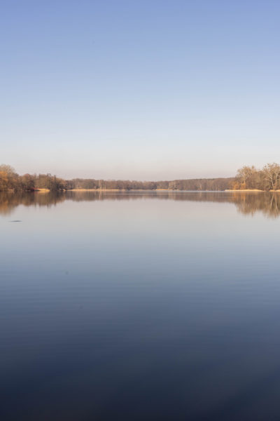 Jezioro Rusałka, fot. Mateusz Kiszka