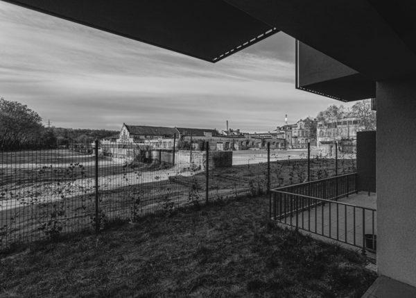 Dawne tereny Akwawitu Osiedle Manufaktura Stare Miasto, ul. Bóżnicza 8, fot. K. Szymkowiak