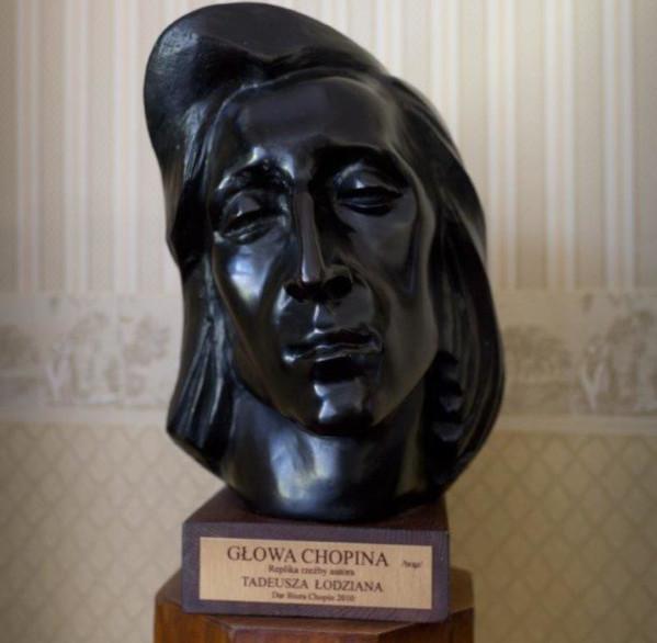 Fryderyk Chopin - Pałac Radziwiłłów w Antoninie, fot. Magdalena Adamczewska