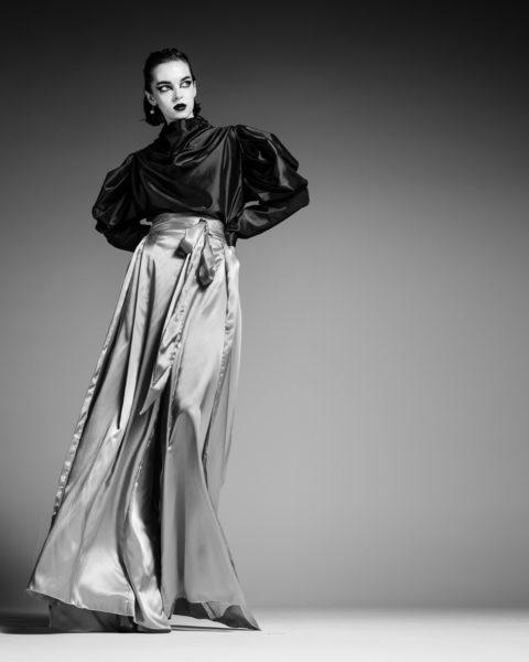 Love Affair, foto Igor Drozdowski, modelka Lena Witkowska, make-up/ hair Yoanna Bellee