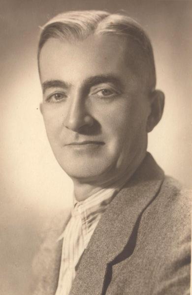 Ludwik Szydlarski, fot. z archiwum Muzeum Zamek Górków w Szamotułach