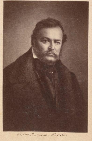Portret Tytusa Działyńskiego, 1860, źródło: Polona