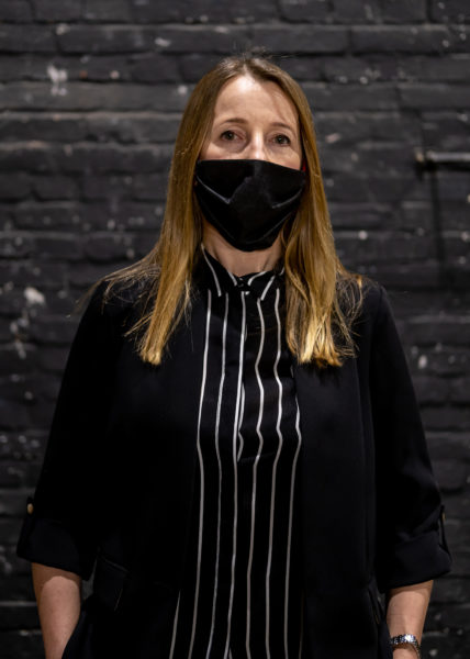 Renata Borowska-Juszczyńska, dyrektor Teatru Wielkiego w Poznaniu, fot. Paweł Kosicki