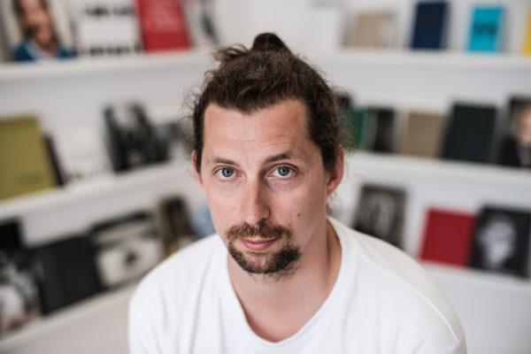 Maciej Frąckowiak, fot. Adrian Wykrota