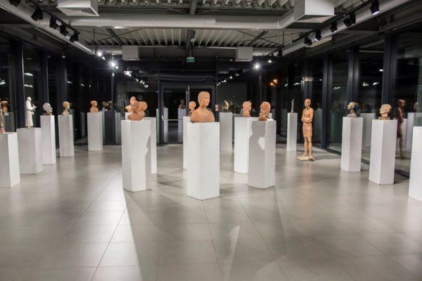 Ogólny widok na wystawę