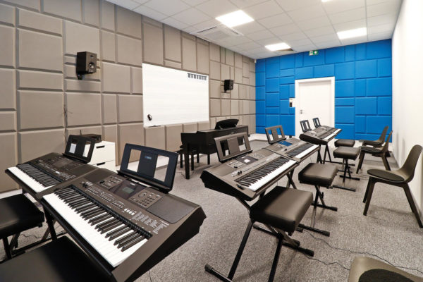 Yamaha Szkoła Muzyczna Poznań, materiały prasowe Yamaha Szkoła Muzyczna Poznań