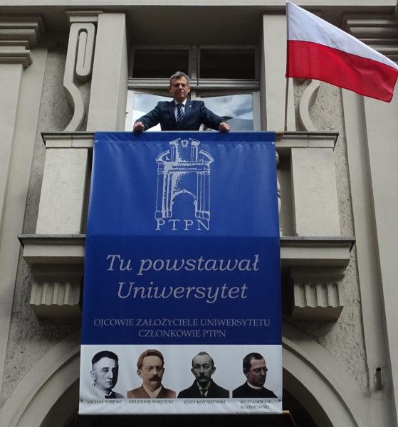 Andrzej Gulczyński, fot. Archiwum redakcji