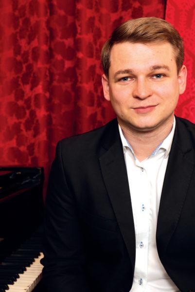 Jacek Kortus, fot. z książki pt. Jak brzmi Wielkopolska. Regionalny nieoczywisty przewodnik muzyczny