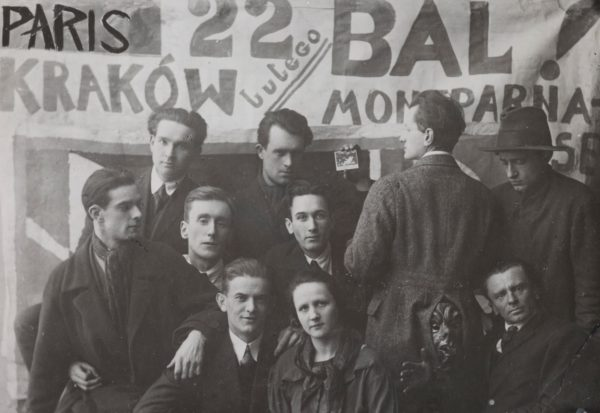 Kapiści, Paryż 1925, fot. Polona
