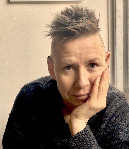 Agnieszka Pixi Frączek, z archiwum Izabeli Rzysko
